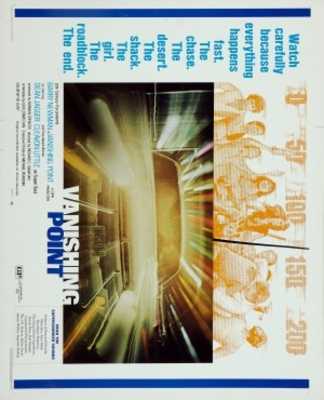 Vanishing Point movie poster (1971) poster MOV_b8a81fbc