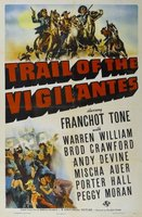 Trail of the Vigilantes movie poster (1940) picture MOV_b8a8fe0c