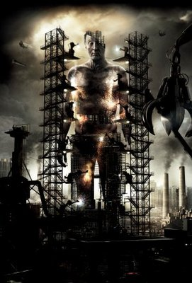 Saw 3D movie poster (2010) poster MOV_b8acebcb