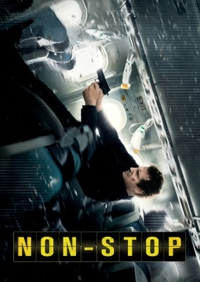 Non-Stop movie poster (2014) poster MOV_b8ad178c
