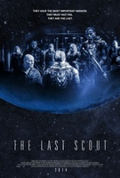 The Last Scout movie poster (2014) picture MOV_b8ad53b7