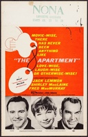 The Apartment movie poster (1960) picture MOV_316dcb7e