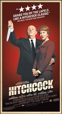 Hitchcock movie poster (2012) poster MOV_b8af6577
