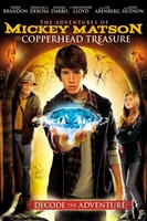 The Adventures of Mickey Matson and the Copperhead Treasure movie poster (2012) picture MOV_b8afd7e1