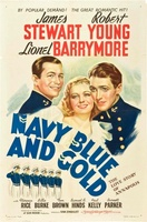 Navy Blue and Gold movie poster (1937) picture MOV_b8b0da94