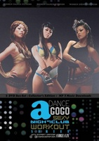 Dance a GoGo: Sexy Nightclub Workout movie poster (2010) picture MOV_b8b3a631