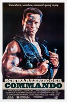 Commando movie poster (1985) picture MOV_be00c020