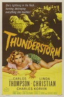 Thunderstorm movie poster (1956) picture MOV_bd3e42a9