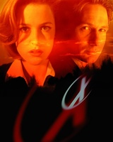 The X Files movie poster (1998) picture MOV_b8d351f5