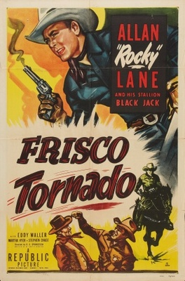 Frisco Tornado movie poster (1950) poster MOV_b8db0d68