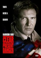 Clear And Present Danger movie poster (1994) picture MOV_b8e80061