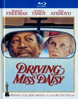 Driving Miss Daisy movie poster (1989) poster MOV_b8e9e2ca