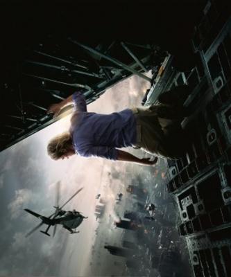 World War Z movie poster (2013) poster MOV_b8ebcc79