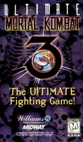 Ultimate Mortal Kombat 3 movie poster (1995) picture MOV_06e86514