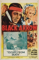 Black Arrow movie poster (1944) picture MOV_b8f1da51