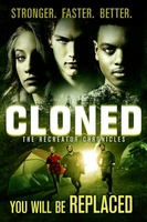 CLONED: The Recreator Chronicles movie poster (2012) picture MOV_b8f61715