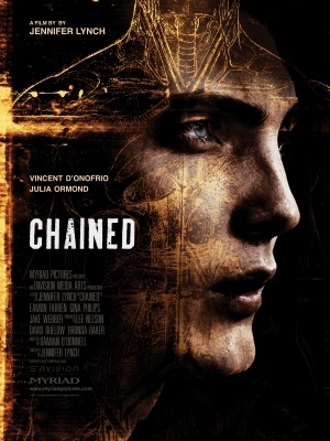 Chained movie poster (2012) poster MOV_b8fbb0b7