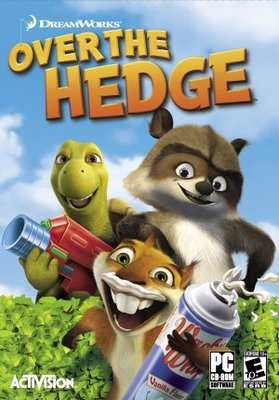 Over The Hedge movie poster (2006) poster MOV_b8fde745