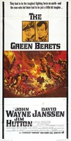 The Green Berets movie poster (1968) picture MOV_b8fff3a6