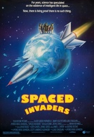 Spaced Invaders movie poster (1990) picture MOV_b9018c3c