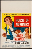 House of Numbers movie poster (1957) picture MOV_b903ec3b