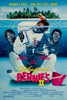Weekend at Bernie's II movie poster (1993) picture MOV_b90e2e37