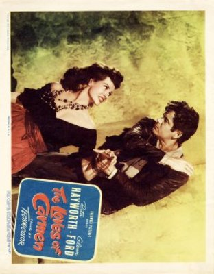 The Loves of Carmen movie poster (1948) poster MOV_b90e452f