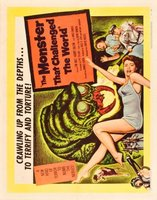The Monster That Challenged the World movie poster (1957) picture MOV_66af5530