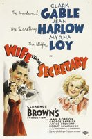 Wife vs. Secretary movie poster (1936) picture MOV_b9113b24