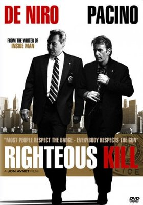Righteous Kill movie poster (2008) poster MOV_b913a7c5