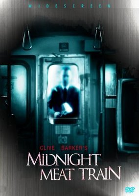 The Midnight Meat Train movie poster (2008) poster MOV_b9156c0c