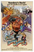 Smokey and the Bandit Part 3 movie poster (1983) picture MOV_b915e154