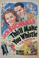 This'll Make You Whistle movie poster (1938) picture MOV_b91993a2