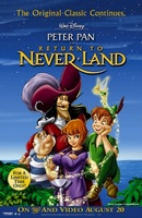 Return to Never Land movie poster (2002) picture MOV_b91d0a72