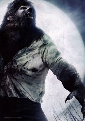 The Wolfman movie poster (2010) poster MOV_b91d2627