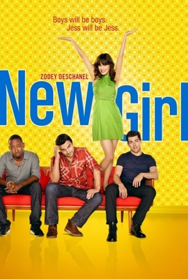 New Girl movie poster (2011) poster MOV_b91db6a9