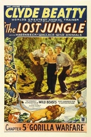 The Lost Jungle movie poster (1934) picture MOV_b92090ac