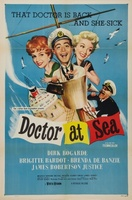 Doctor at Sea movie poster (1955) picture MOV_b921a092