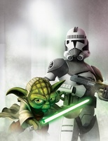 The Clone Wars movie poster (2008) picture MOV_b92337d8