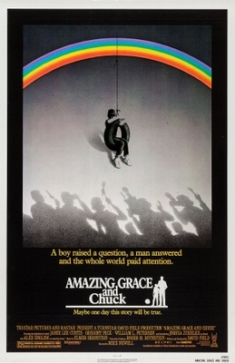 Amazing Grace and Chuck movie poster (1987) poster MOV_b924d67d