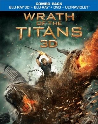 Wrath of the Titans movie poster (2012) poster MOV_b926b8e3