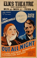 Out All Night movie poster (1933) picture MOV_b92e94d3