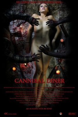 Cannibal Diner movie poster (2012) poster MOV_b933f723