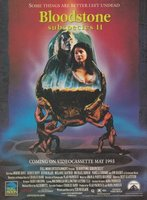Bloodstone: Subspecies II movie poster (1993) picture MOV_b9361808