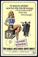 The Alphabet Murders movie poster (1965) picture MOV_b9369116