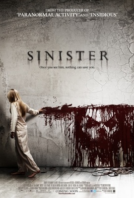 Sinister movie poster (2012) poster MOV_b9388b67