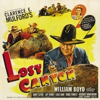 Lost Canyon movie poster (1942) picture MOV_b938b52f