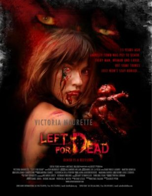 Left for Dead movie poster (2007) poster MOV_b93cfd7f