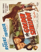 The Golden Stallion movie poster (1949) picture MOV_b94043ce