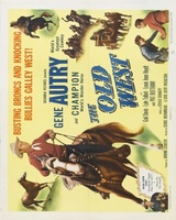The Old West movie poster (1952) picture MOV_cd94647c
